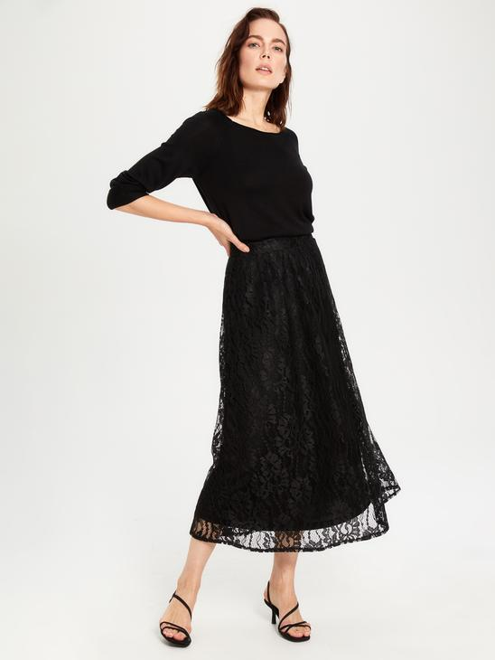 BLACK - Skirt - 9WV313Z8