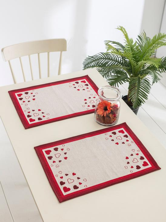 RED - Place Mat - 8W2045Z8