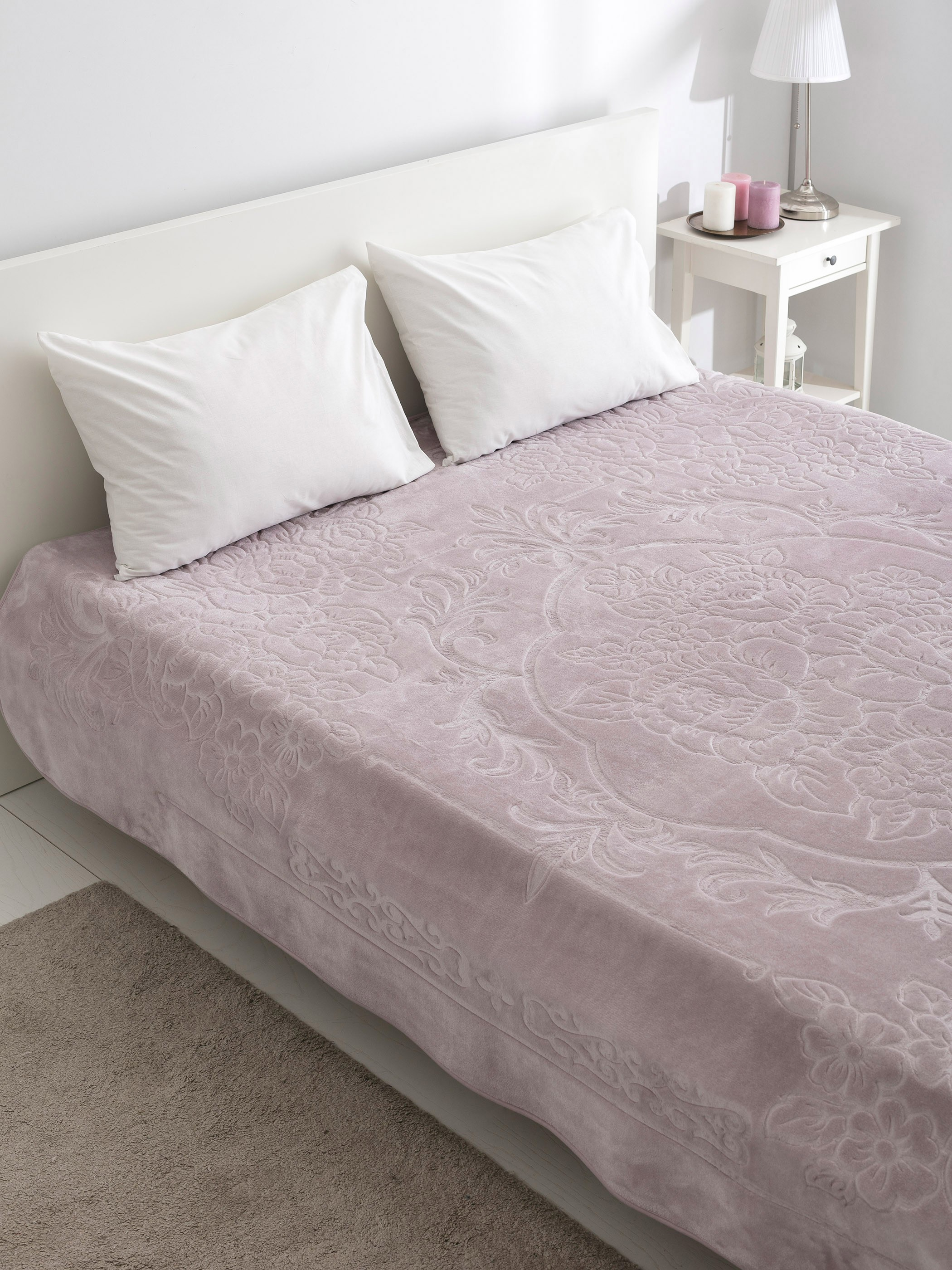 LILAC - Double Blanket - 8WH794Z8