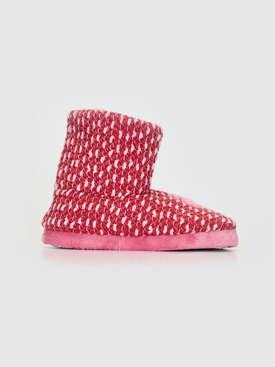 PINK - Home Boots - 9W5950Z4