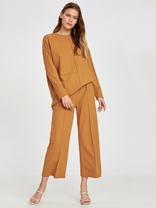 YELLOW - Trousers - 9SS861Z8