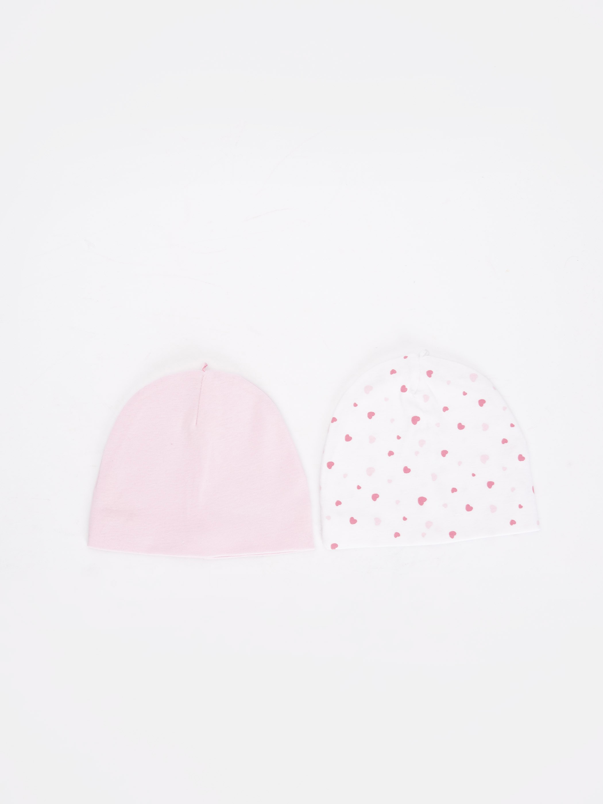 PINK - 2-pack Baby Girl's Beret - 9S3784Z1