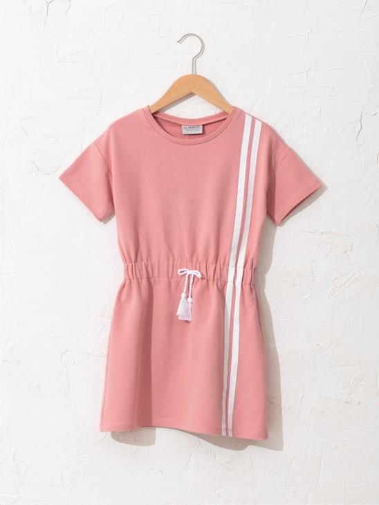 PINK - Girl's Basic Dress - S1AK83Z4