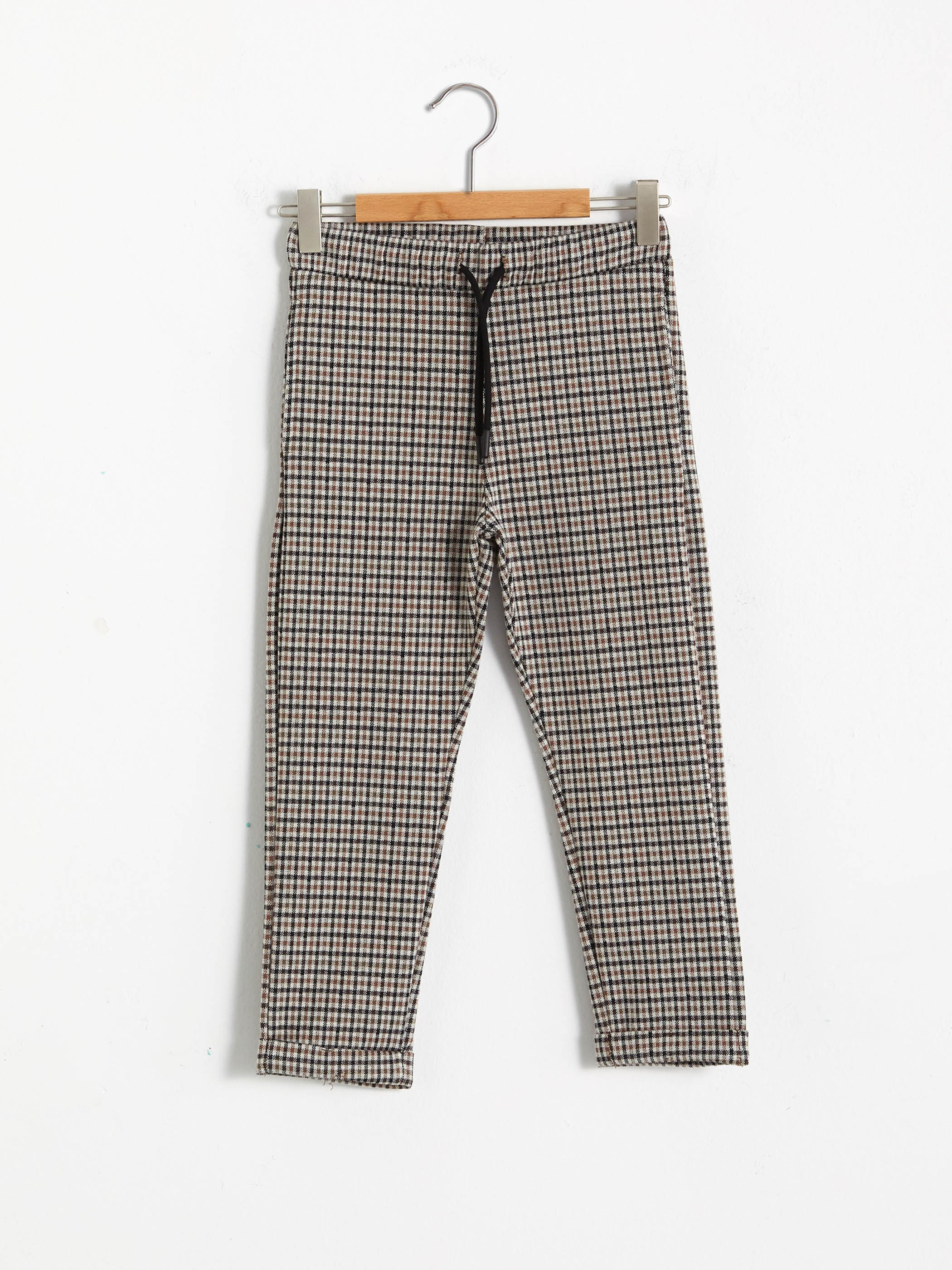 BROWN - Boy's Knitted Trousers - 0WIV17Z4