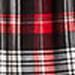 Standard Fit Chequered Pyjamas BottomRED PRINTED