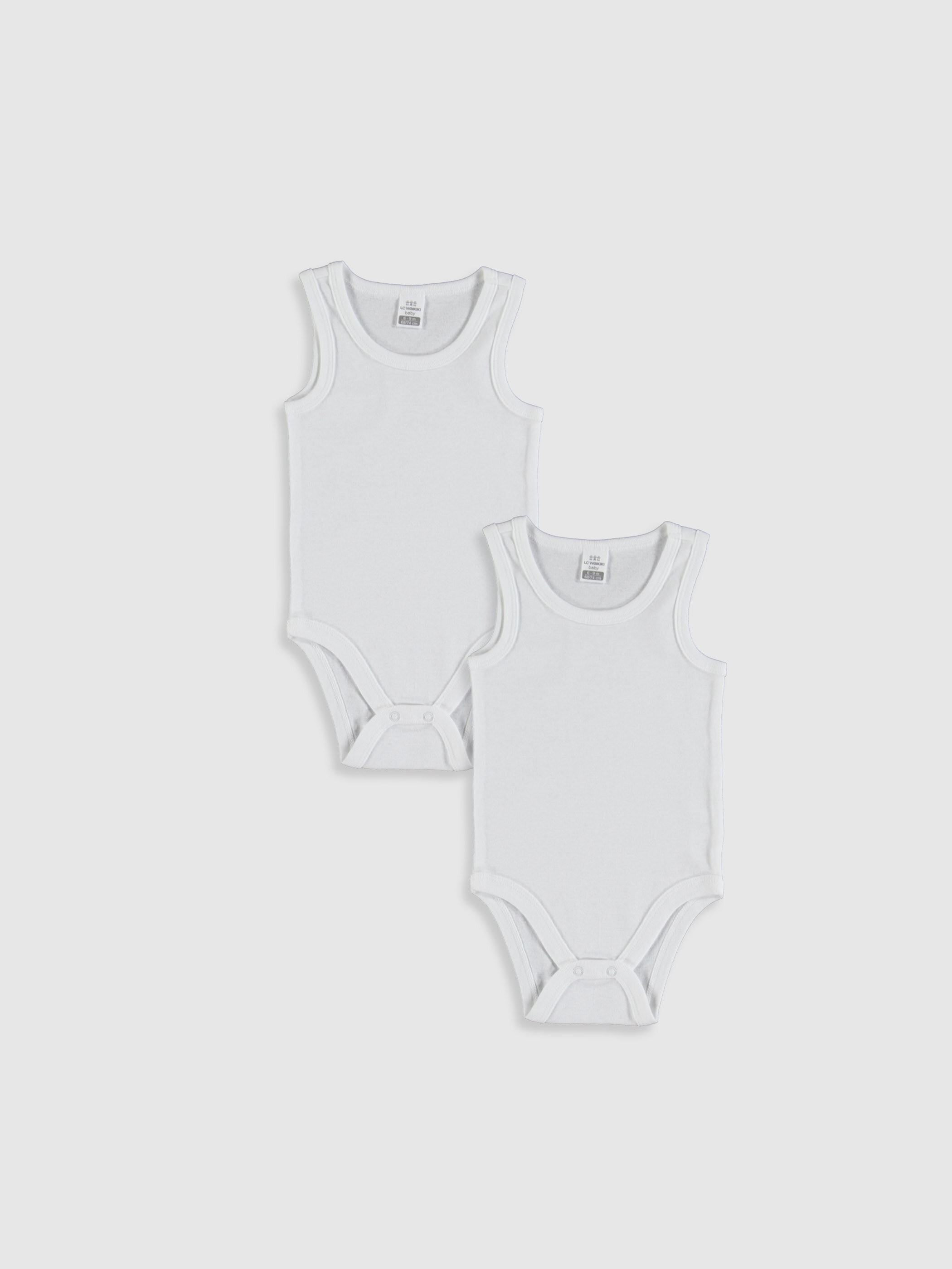 WHITE - Baby Boy's Printed Jumpsuit - 0S7016Z1
