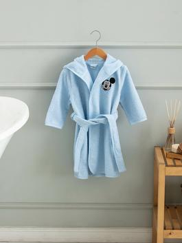 BLUE - Baby Bathrobe