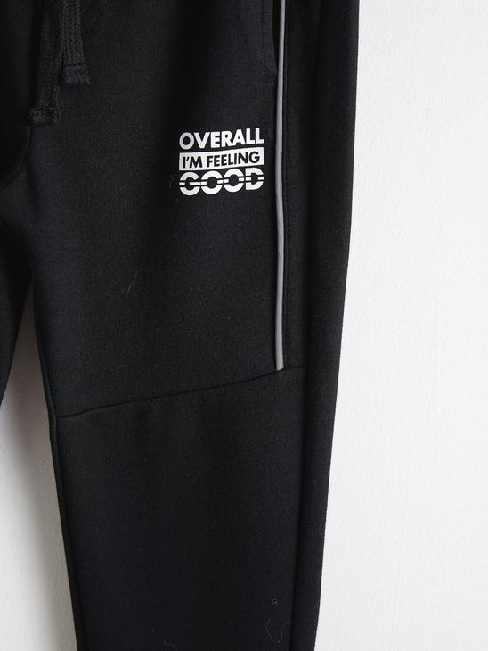 BLACK - Sweatpants - 0WAA84Z4