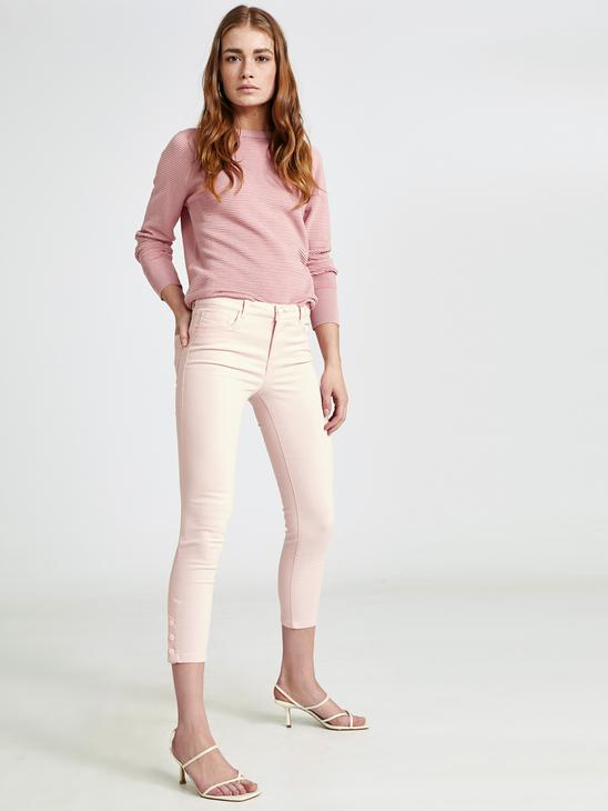 PINK - Trousers - 8SK816Z8