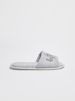 GREY - Home Slippers - S1IT90Z8