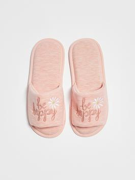 PINK - Home Slippers - S1IT90Z8