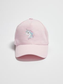 PINK - Printed Girl Hat - S15272Z4