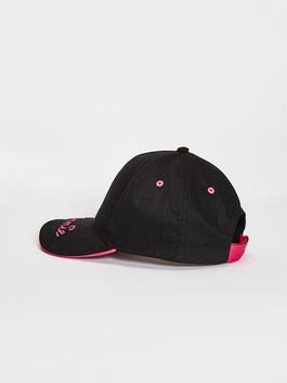 BLACK - Girl Licensed Minnie Mouse Hat - S1AB12Z4