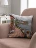 MIX - Patterned Tapestry Cushion Cover - 0SP115Z8