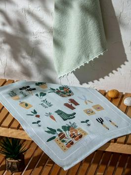 MIX - Printed Drying Cloth 2 Pieces