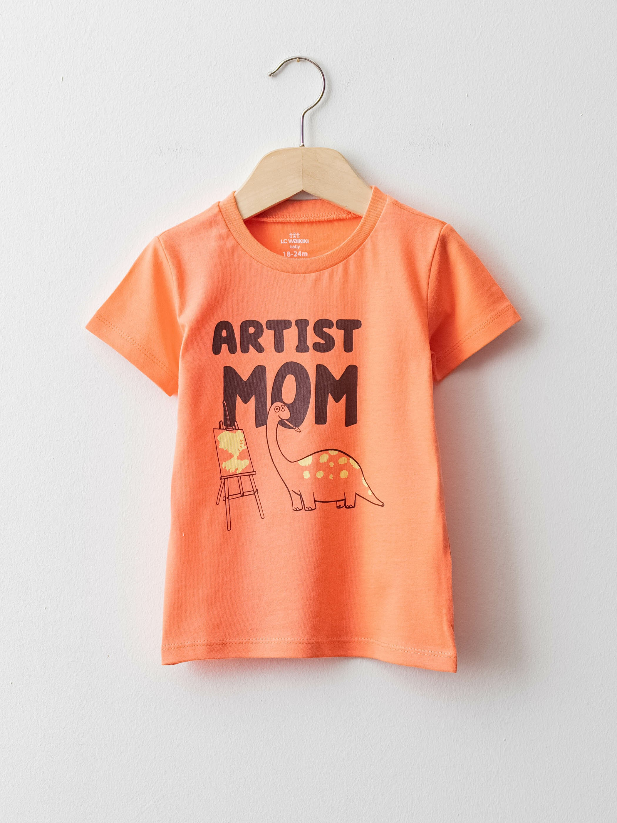 CORAL - T-Shirt - S15485Z1