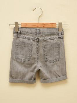 ANTHRACITE - Jean Shorts - S1H431Z1