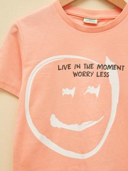 PINK - T-Shirt - S1HM71Z4