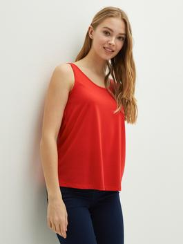 RED - Tank Top - S1DS55Z8