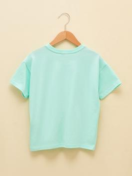 TURQUOISE - T-Shirt - S1HM78Z4