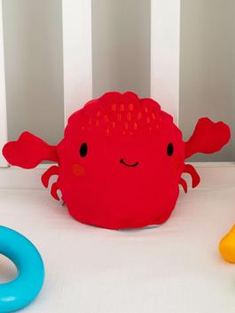 RED - Baby Throw Pillow - S1IO07Z1