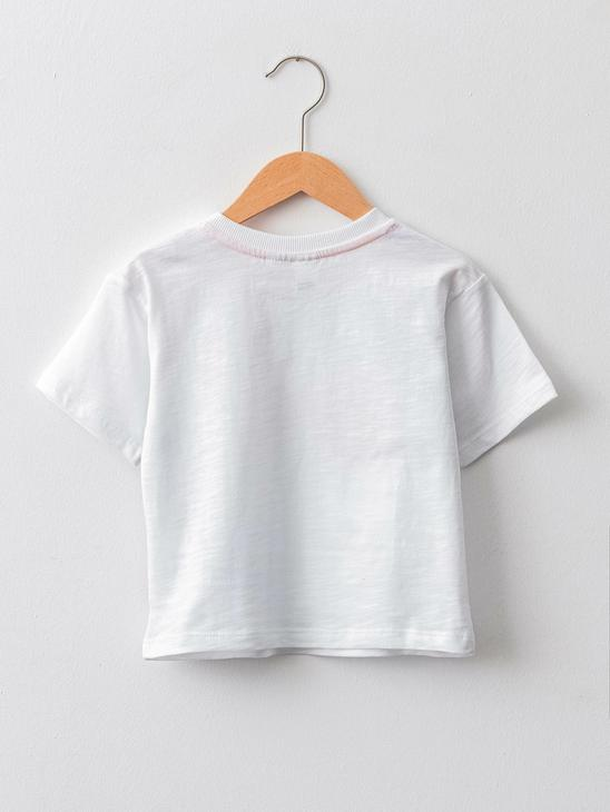 WHITE - T-Shirt - S1GY32Z1