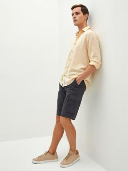 ANTHRACITE - Shorts - S1LC41Z8