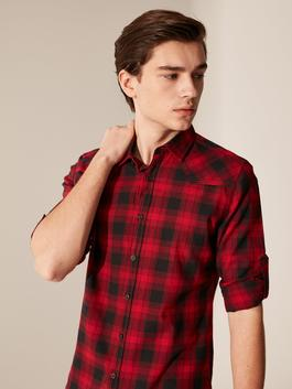 RED - Shirt - 0S8489Z8
