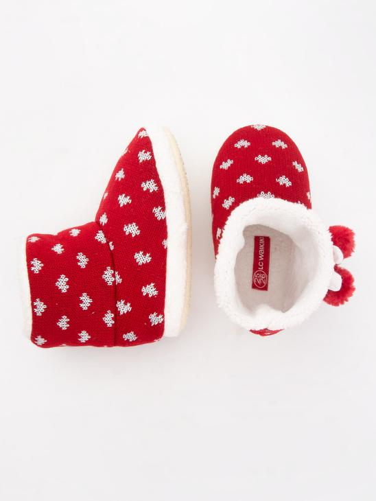 RED - Home Boots - 8W1279Z4