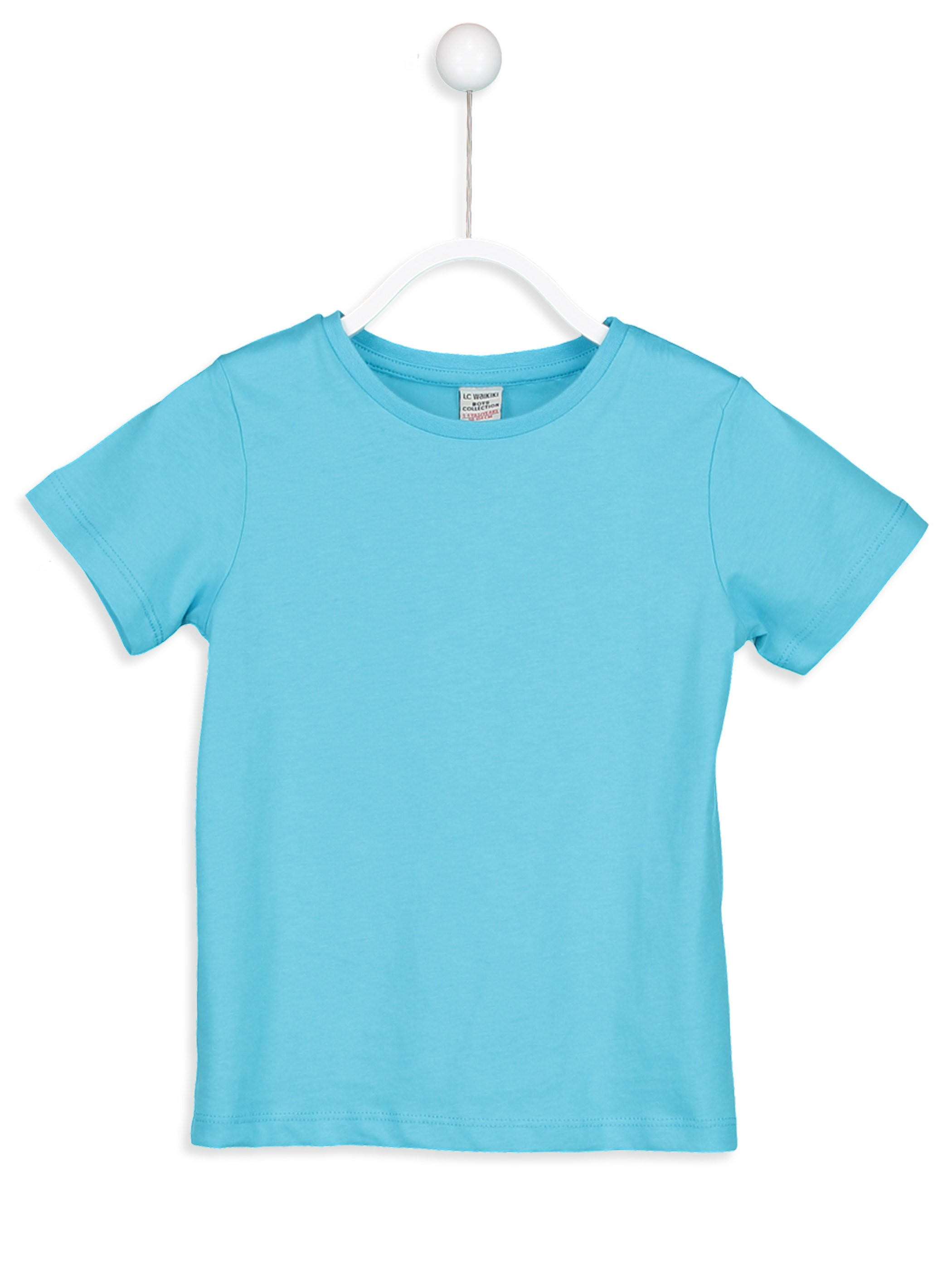 TURQUOISE - T-Shirt - 8S1801Z4