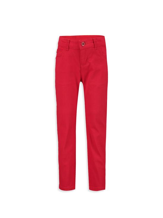 RED - Trousers - 8S0531Z4