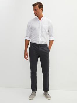 ANTHRACITE - Chino Trousers - W11062Z8
