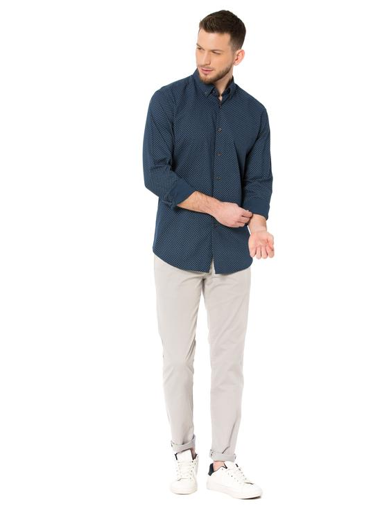 GREY - Chino Trousers - 8S1221Z8