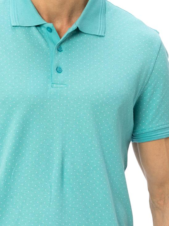 TURQUOISE - T-Shirt - 8S1096Z8