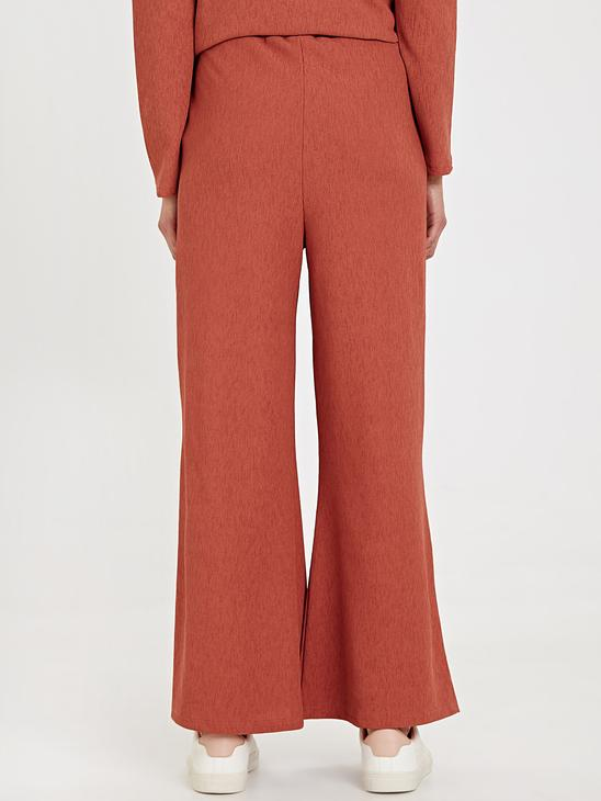 BROWN - Trousers - 9SS864Z8