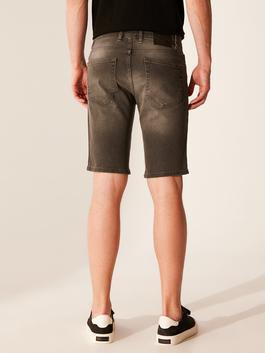 ANTHRACITE - Jean Shorts - 0S5737Z8